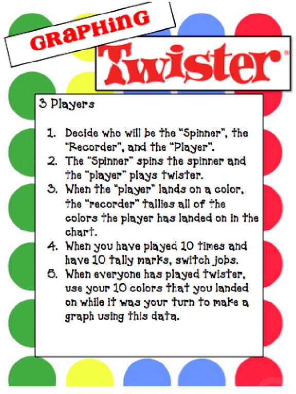 skittle instruction game count and compare
