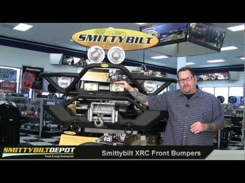 smittybilt xrc rear bumper xj instructions