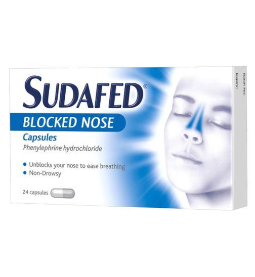 sudafed nasal spray instructions