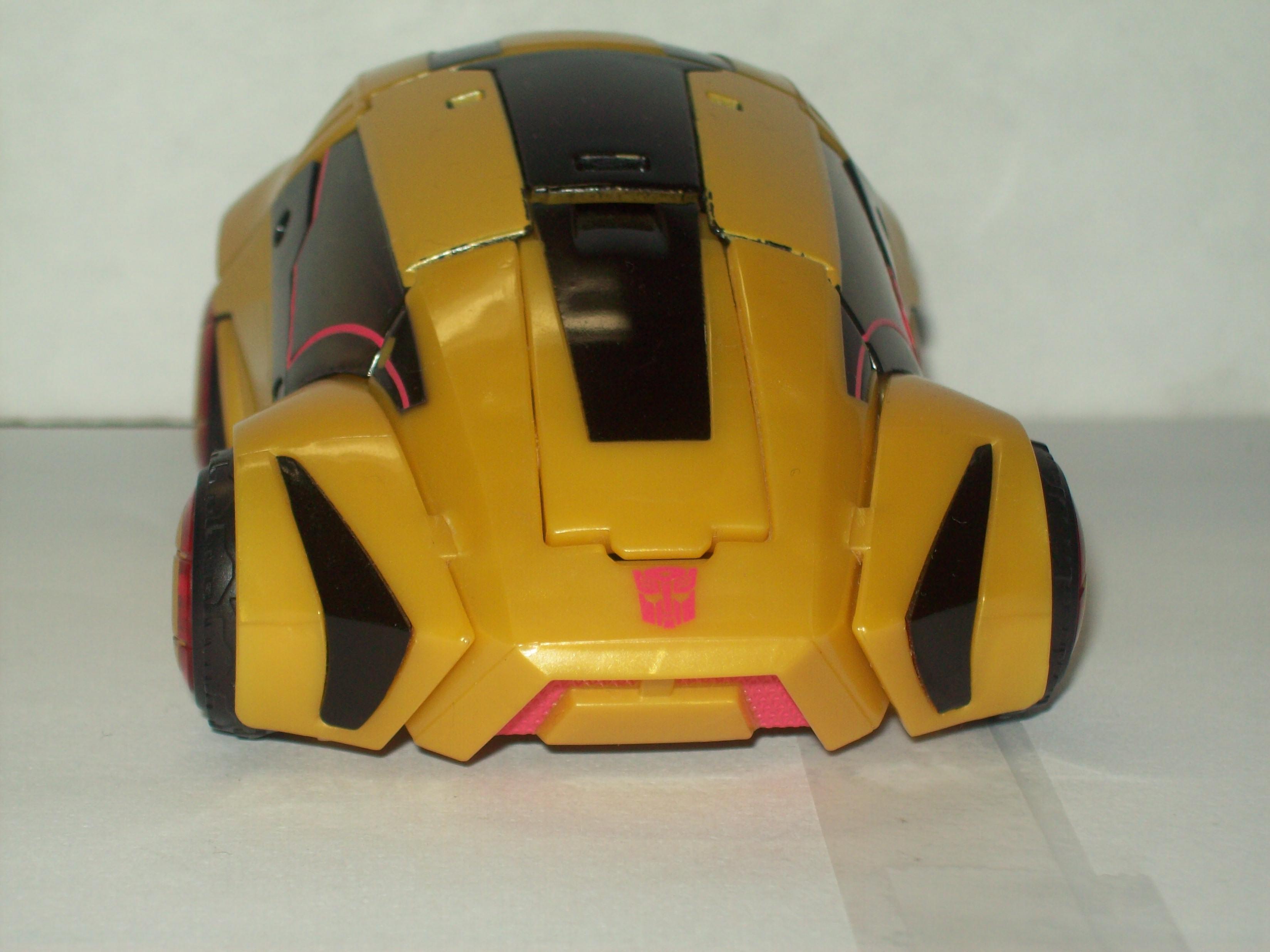 transformers bumblebee instruction hasbro