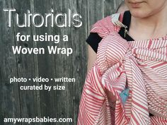 ultimate baby wrap instructions youtube