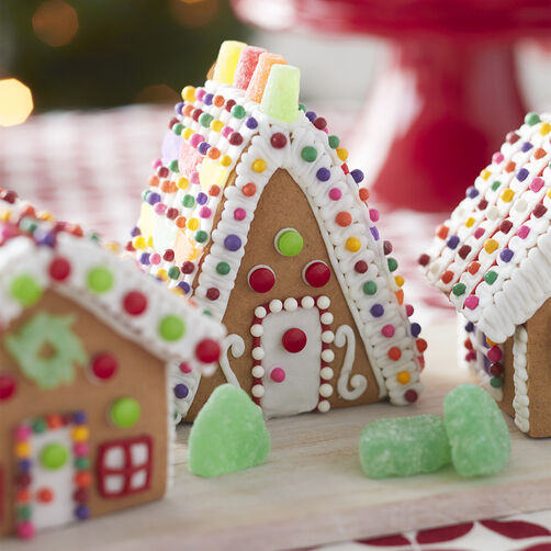 video instructions gingerbread village