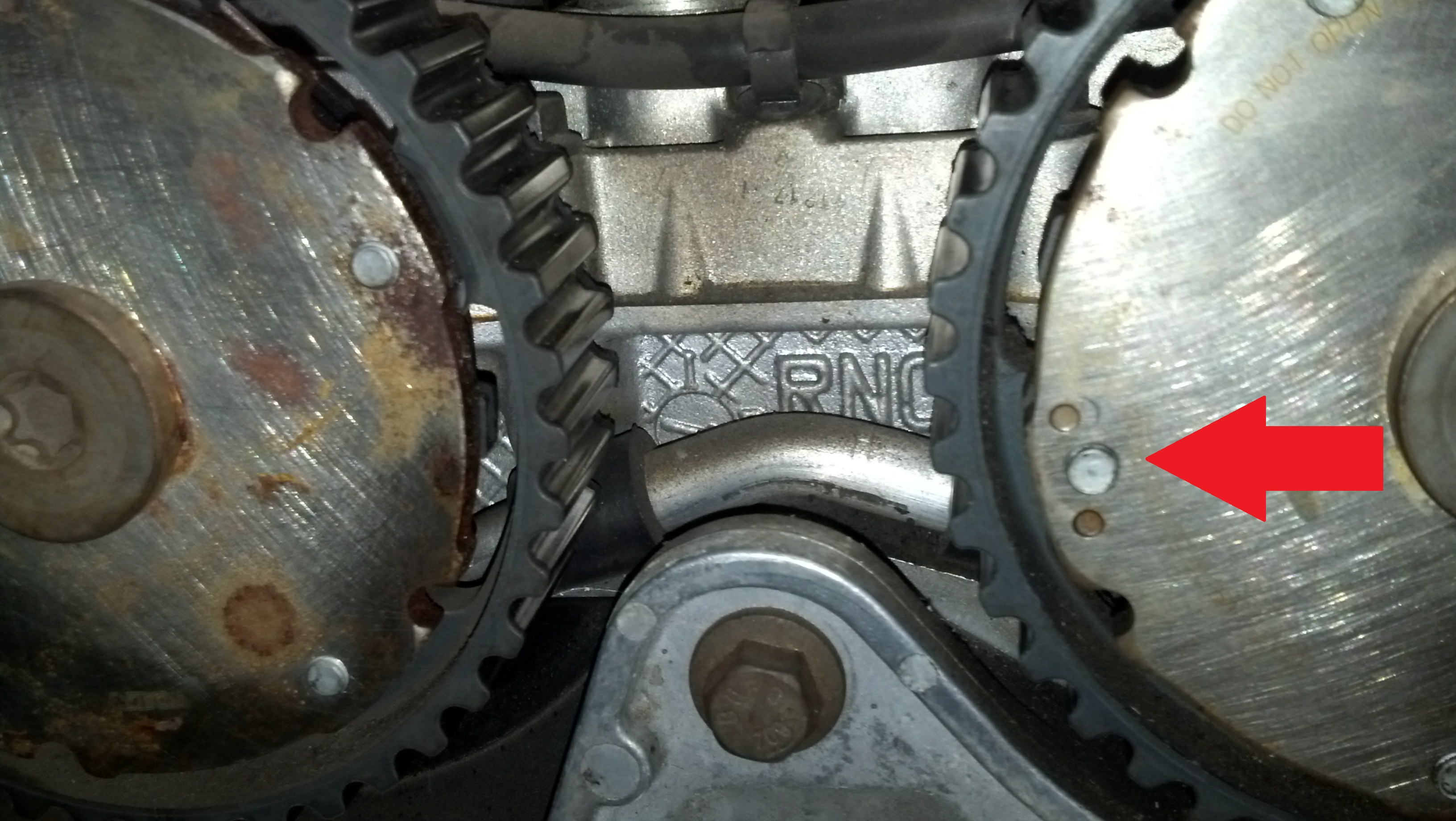 volvo s60 timing belt replacement instructions