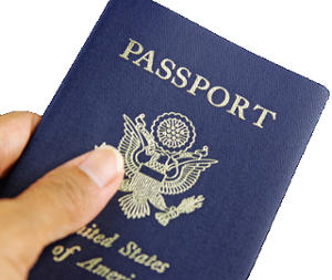 when mailing passport application include instructions